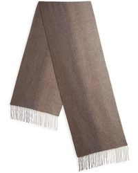 Saks Fifth Avenue - Collection Ombre Cashmere Scarf - Lyst
