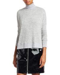 Rag & Bone - Bowery Heathered Turtleneck Sweater - Lyst