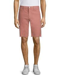 J Brand - Eli Cut-off Shorts - Lyst