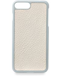 Gigi New York - Leather Iphone 7 Case - Lyst