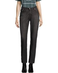 Opening Ceremony - Dip Straight-leg Jeans - Lyst