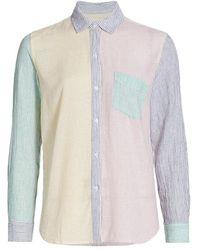 Rails Charli Striped Shirt - Multicolor