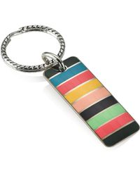 Paul Smith - Multicolored Keyring - Lyst