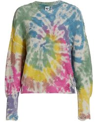 NSF Anabelle Crewneck Sweater - Multicolor