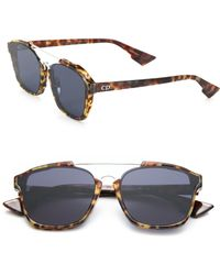 Dior - Abstract 58mm Square Sunglasses - Lyst
