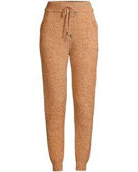 ESCADA Virgin Wool Sweatpants - Multicolor