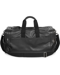 598065797e809 Lyst - Saint Laurent 24h Duffle Bag In Leather in Black for Men
