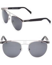 Balmain - 54mm Aviator Sunglasses - Lyst