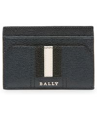Bally - Taclipos Leather Card Case - Lyst