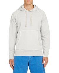Orlebar Brown Francis Washed Hooded Sweatshirt - Multicolor
