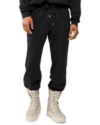 Mackage Preseley Logo Sweatpants - Black