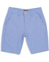 7 For All Mankind - Little Boy's & Boy's Textured Chambray Shorts - Lyst