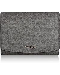 Tumi - Sinclair Tri-fold Wallet - Lyst