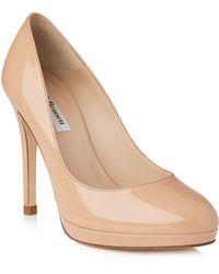 L.K.Bennett - Sledge Leather Court Shoes - Lyst
