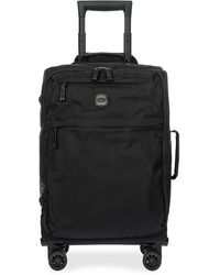 Bric's Carry-on Spinner Suitcase - Black