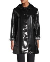 Jane Post - Iconic Slicker Jacket - Lyst