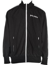 Palm Angels Polyamid Jacket - Black
