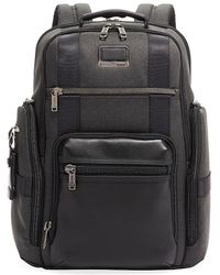 Tumi Alpha Bravo Sheppard Deluxe Backpack - Gray