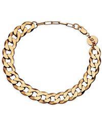 Jennifer Zeuner Angie Chain Bracelet - Metallic