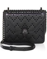BVLGARI | X Nicholas Kirkwood Serpenti Forever Studded Leather Chain Crossbody Bag | Lyst