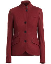 Rag & Bone Slade Blazer - Red