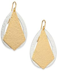 Stephanie Kantis - Paris Deco Kite & Teardrop Earrings - Lyst