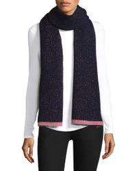 Rag & Bone - Jubilee Merino Wool Speckle Scarf - Lyst