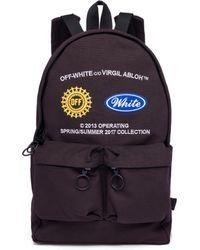 Off-White c/o Virgil Abloh - Work Backpack - Lyst