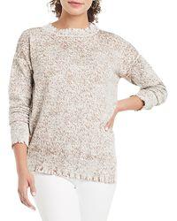 NIC+ZOE Bespeckle Sweater - Multicolor