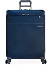 Briggs & Riley Baseline Large Expandable Spinner - Blue