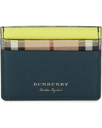 Burberry | Slim Card Case | Lyst