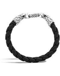 John Hardy Eagle Legend Bracelet - Black
