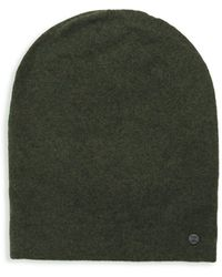 Bickley + Mitchell Ribbed Beanie - Green