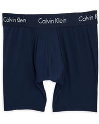 CALVIN KLEIN 205W39NYC - Logo Waist Modal Boxer Briefs - Lyst