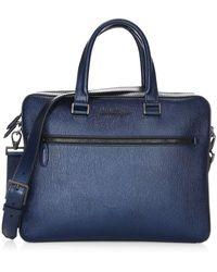 Ferragamo Business Bag - Blue