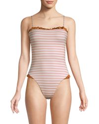 Same Swim - The Pin-up One-piece - Lyst