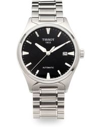 Tissot - Leslie Stainless Steel Automatic Watch - Lyst