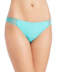 Basta Surf - Aroa Reversible Strappy Bikini Bottom - Lyst