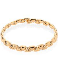 Vhernier | Freccia Mini 18k Rose Gold Choker | Lyst