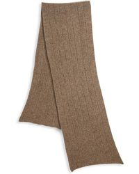 Saks Fifth Avenue - Collection Knit Ribbed Scarf - Lyst