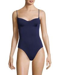 Onia | Isabella One-piece Swimsuit | Lyst
