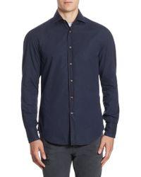 Brunello Cucinelli - Slim-fit Button-down Shirt - Lyst