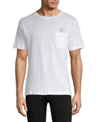 Surfside Supply - Regular-fit Logo Graphic Jersey Tee - Lyst