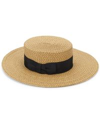 Eric Javits - Gondolier Woven Hat - Lyst