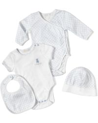 Gucci - Infant's Four-piece Gift Set - Lyst