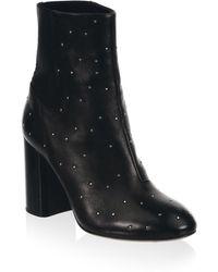 Rag & Bone - Agnes Leather Boots - Lyst