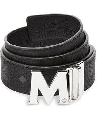MCM Claus Reversible Cut-to- - Black