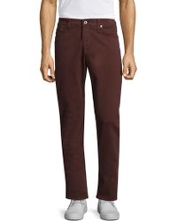 AG Jeans - Graduate Slim-straight Jeans - Lyst