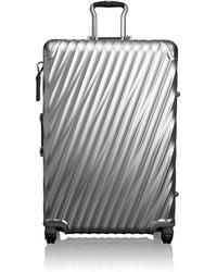 Tumi 19 Degree Aluminum Extended Trip Packing Case - Metallic