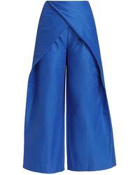 Cult Gaia Ammit Pants - Blue